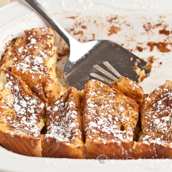 French-Toast-Casserole